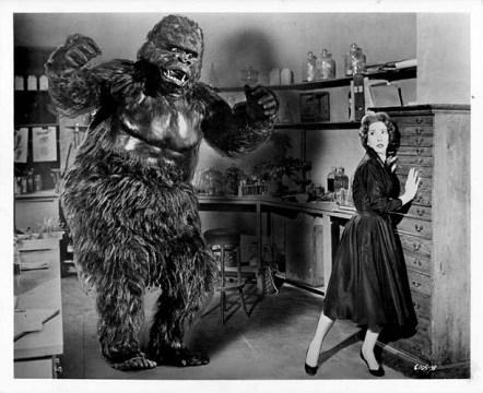 Konga Uk 1961 Horrorpedia