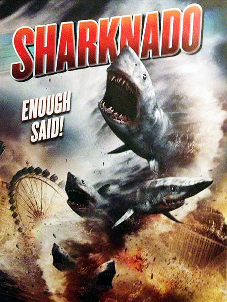 Sharknado (USA, 2013) – HORRORPEDIA