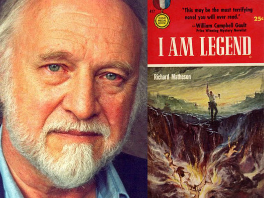 Richard Matheson – author and screenwriter – HORRORPEDIA Richard Hell
