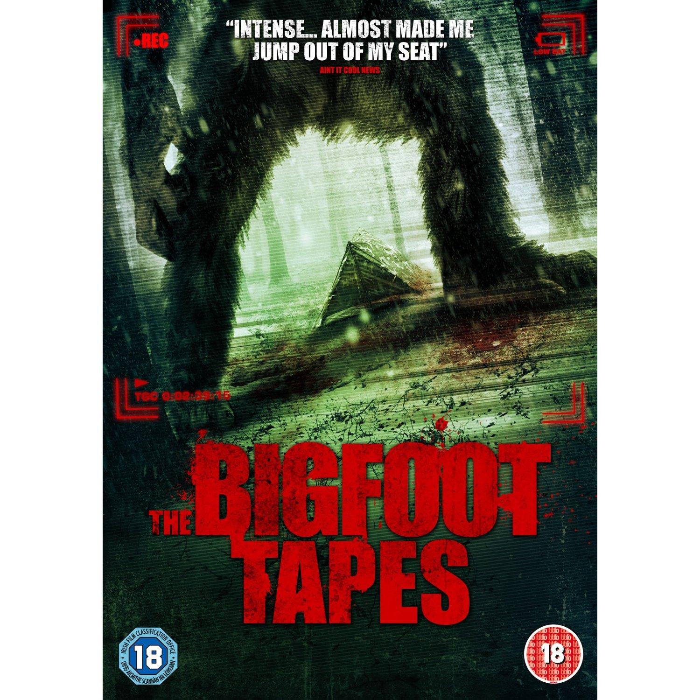 Bigfoot Horror Movies