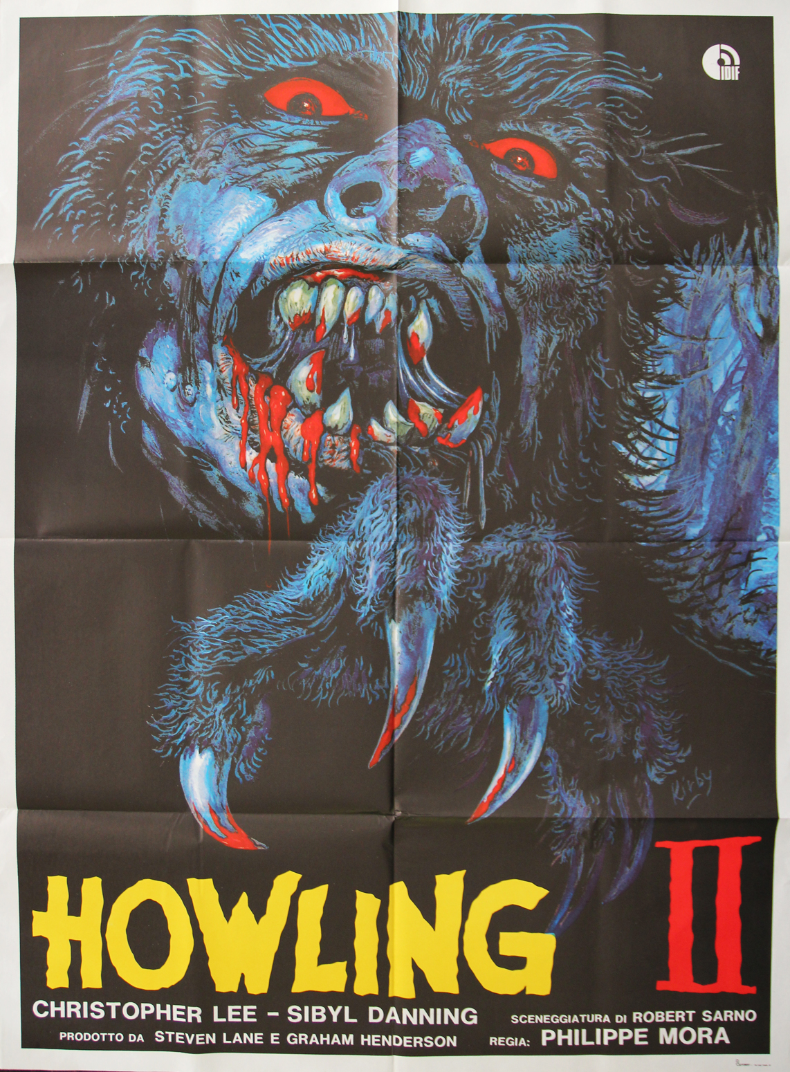 Howling II: Your Sister Is a Werewolf u2013 USA, 1985 ...