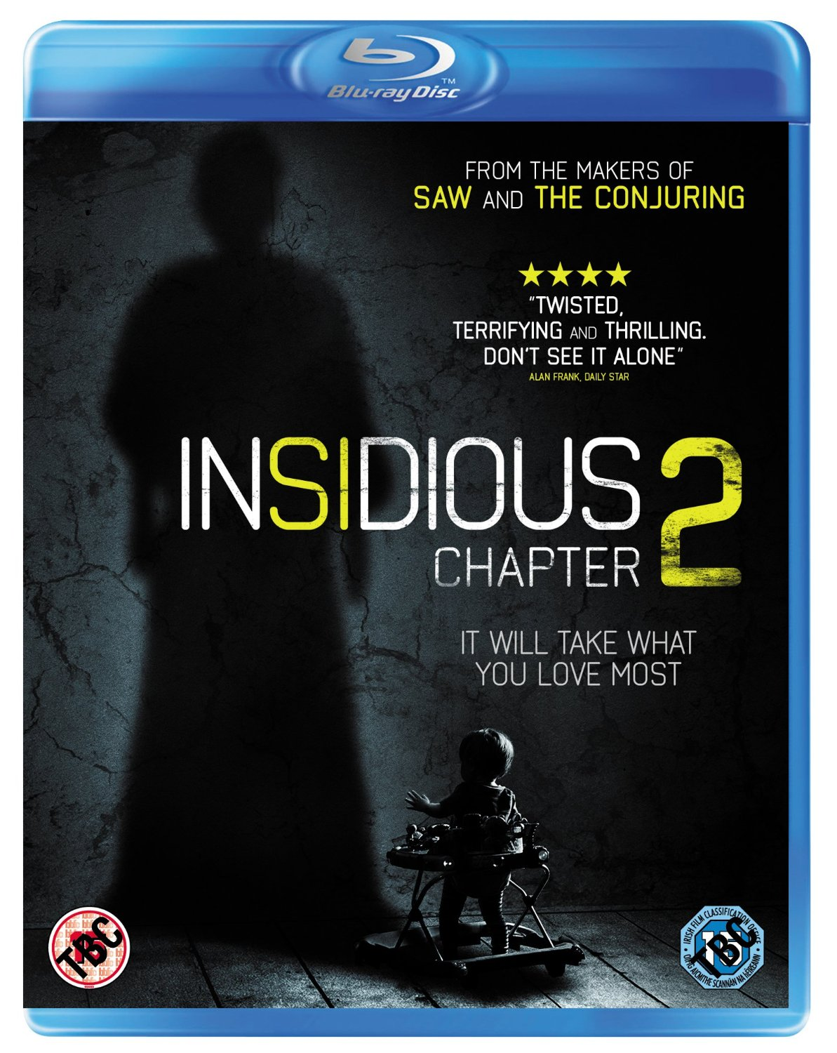 Insidious 2 Full Bluray 1080p 7GB Latino 1 link