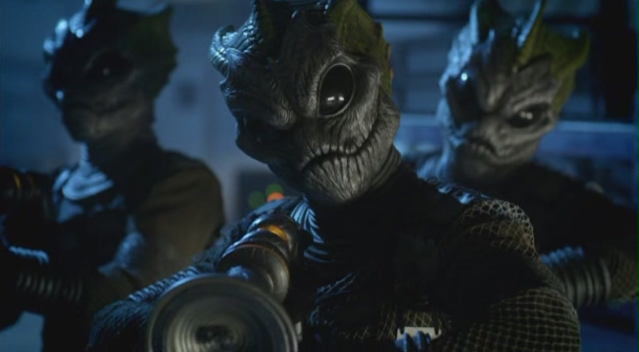 Silurians Doctor Who Monsters Horrorpedia