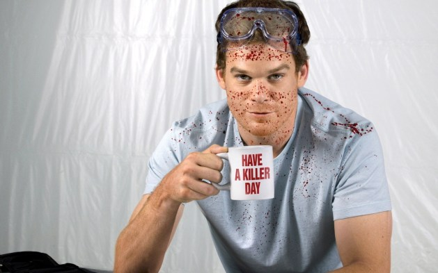 Image result for dexter tv show