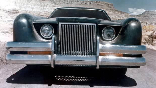 The Car Horrorpedia