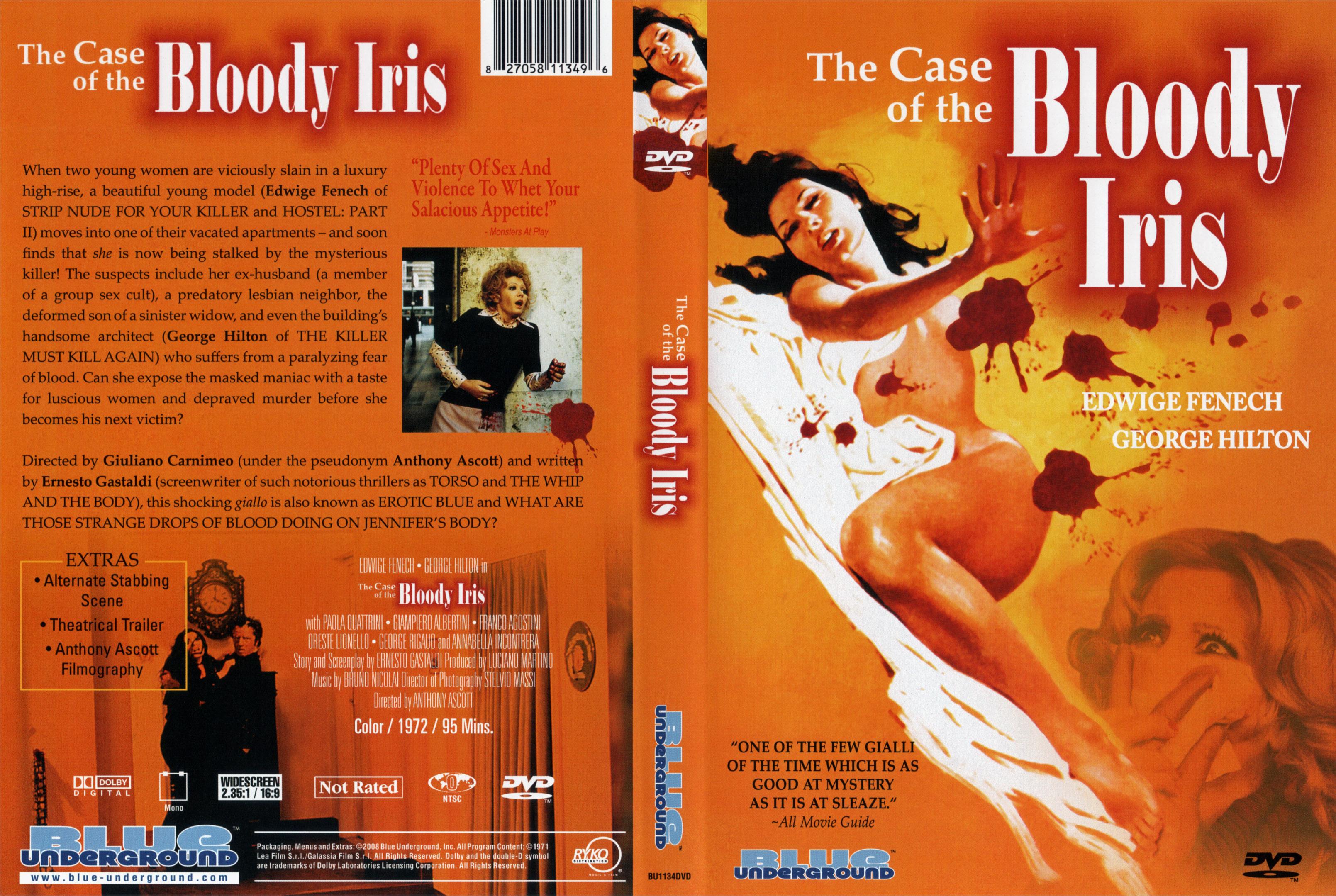 Erotic blends dvd