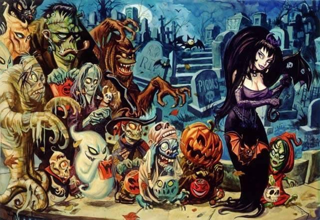 dan brereton artist horrorpedia