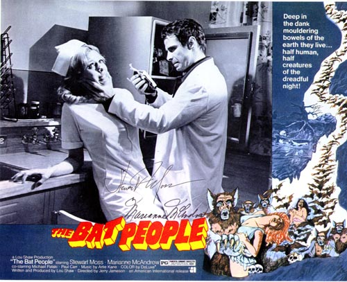 bat people nurse attack