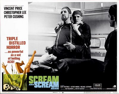 scream and scream again poster2