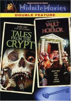 tales from the crypt + vault of horror midnite movies dvd