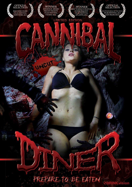 Cannibal Diner affiche