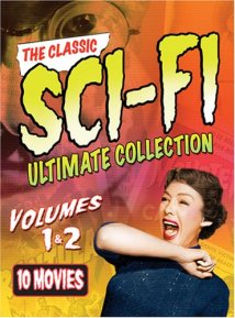 classic sci-fi ultimate collection dvd