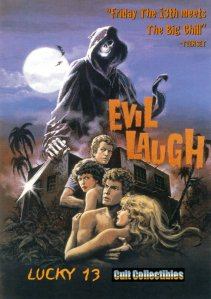 evil laugh lucky 13 dvd