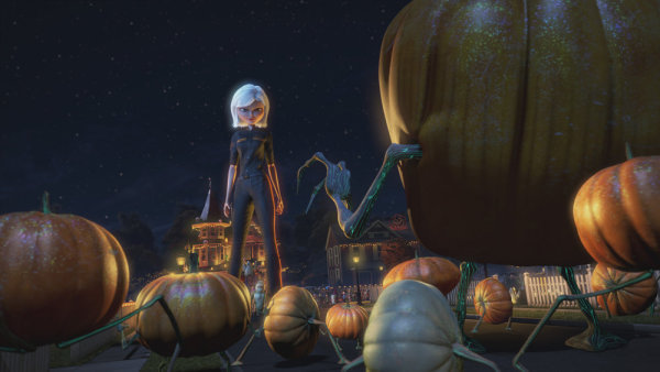Monsters Vs Aliens Mutant Pumpkins From Outer Space Susan