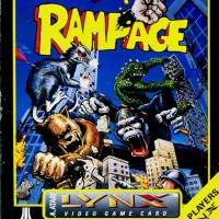 Rampage - video game, 1986: updated