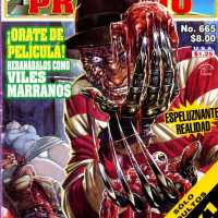 Relatos de Presidio - Mexican comic book