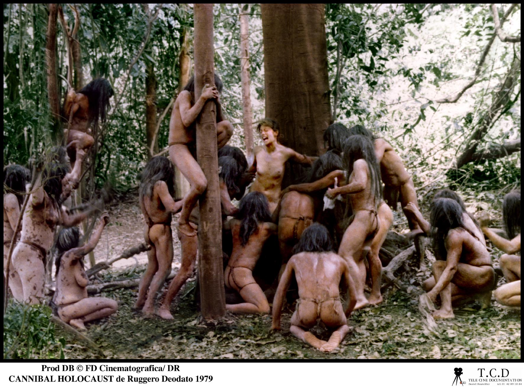 Holocaust cannibal tribe