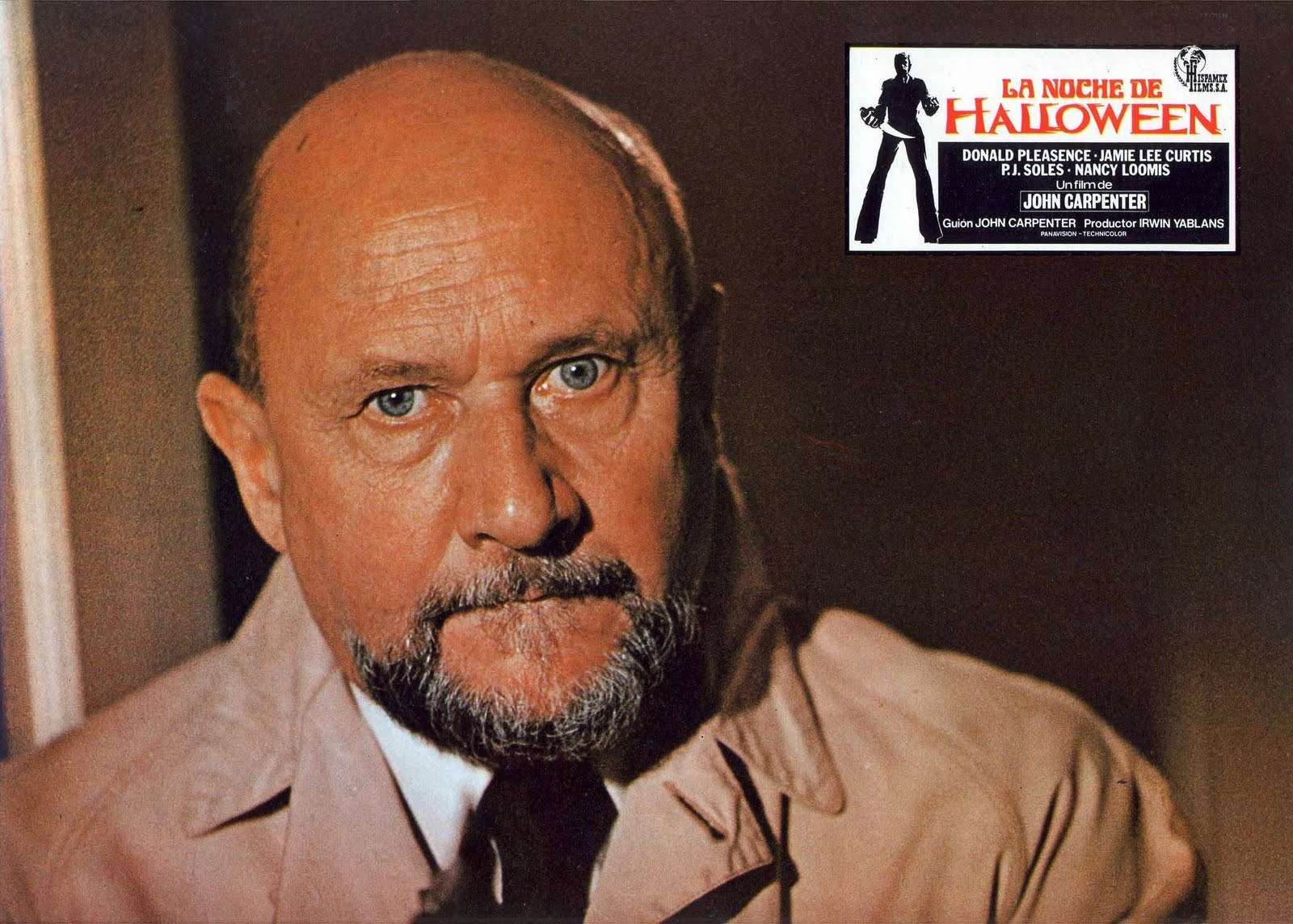 Donald Pleasence Images & Pictures - Becuo
