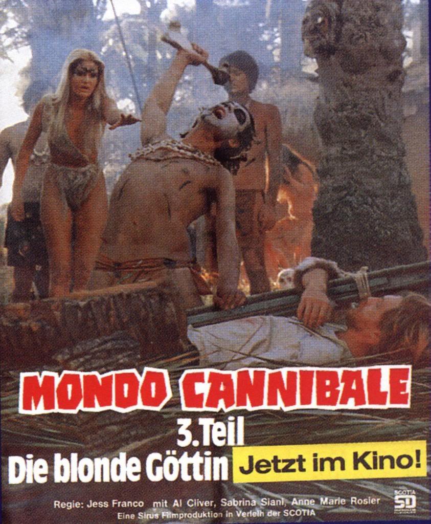 Jungle Holocaust Cannibal Tribes In Exploitation Cinema -7596