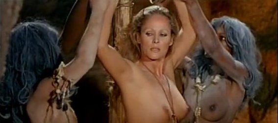 slave of the cannibal god ursula andress topless