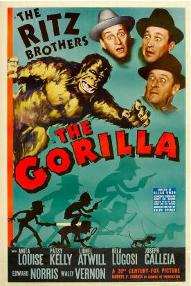 The-gorilla-1939-poster