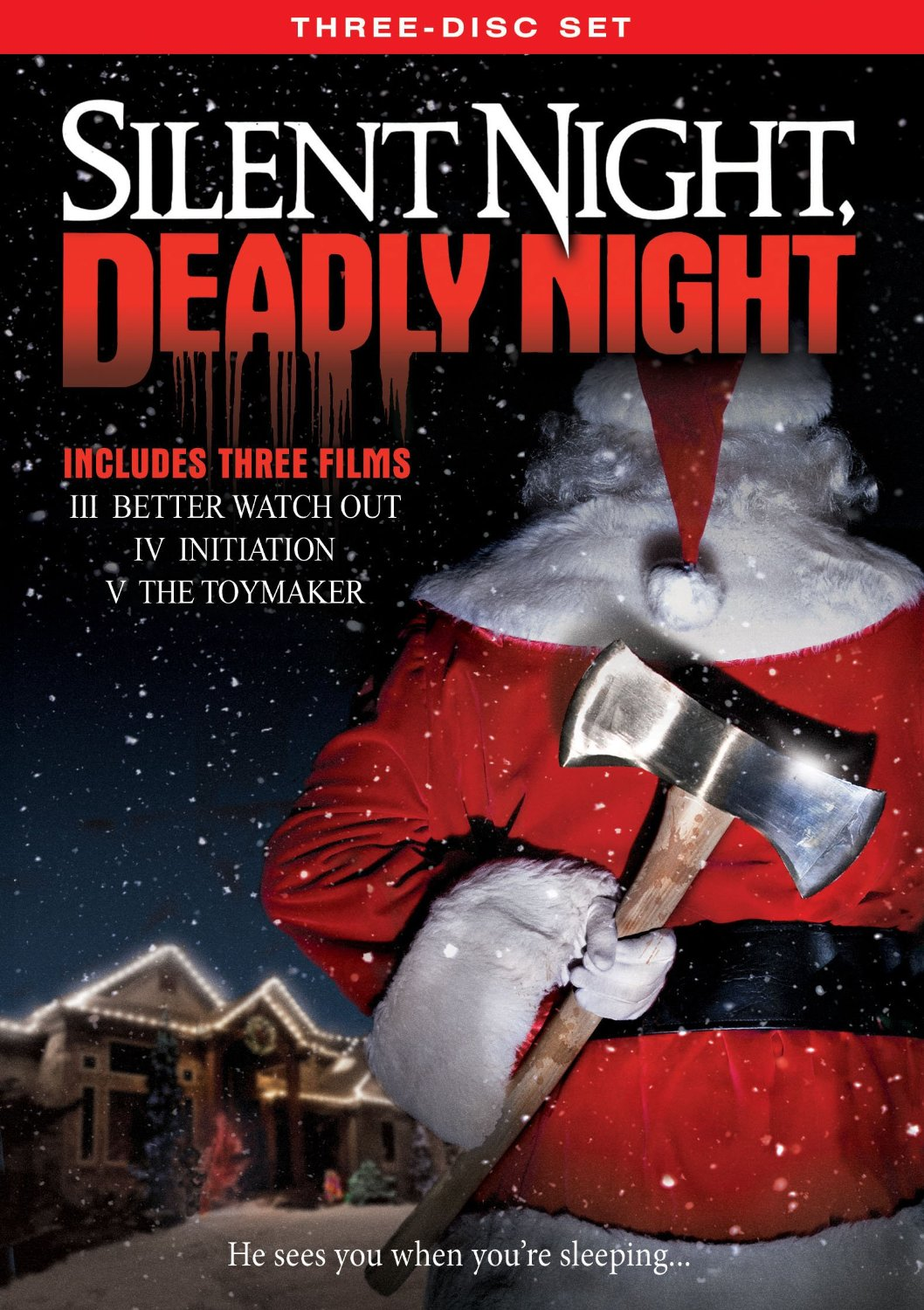 Ho Ho Horror Christmas Festive Fright Films Article