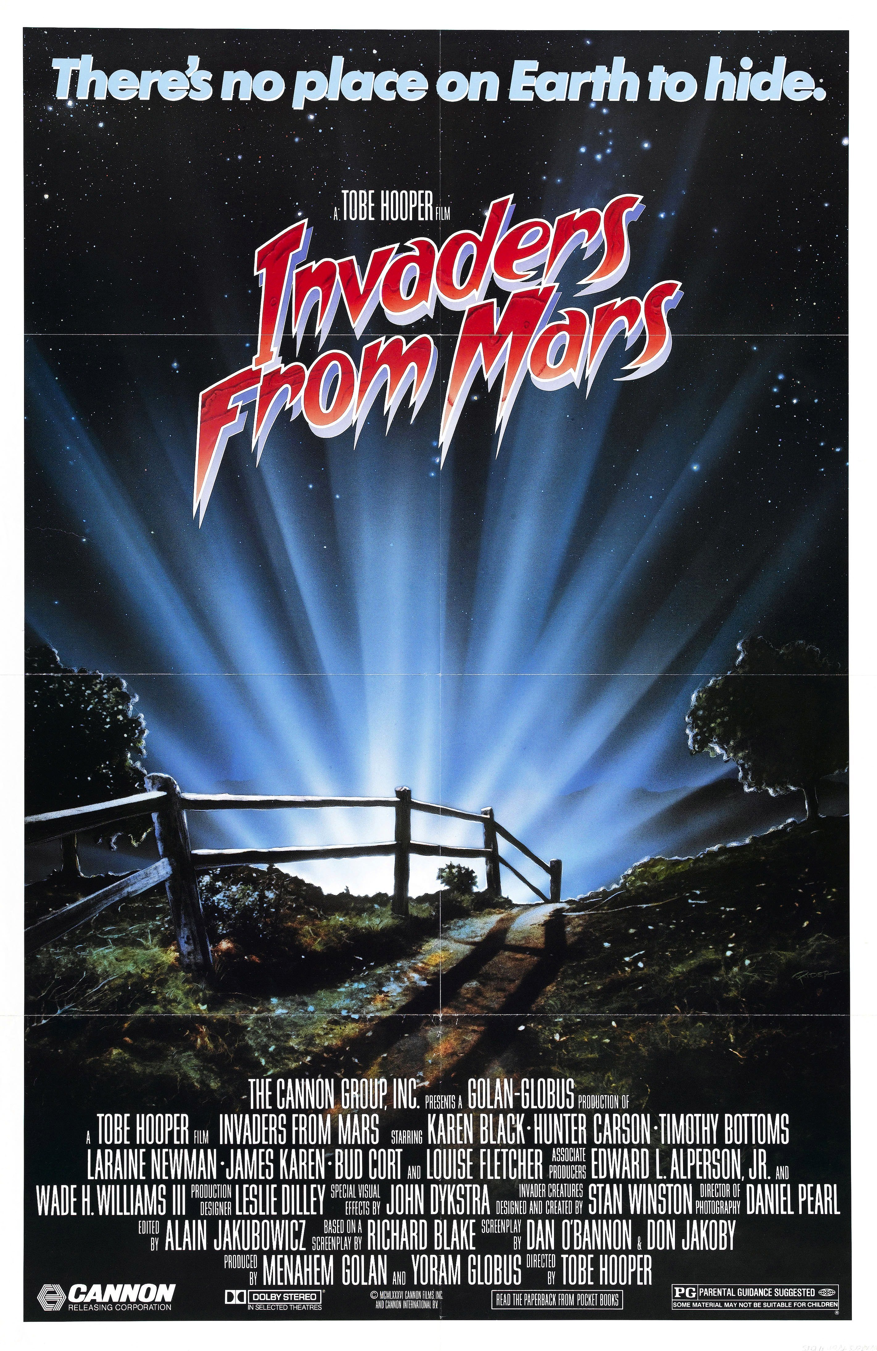 Invaders from Mars (1986) : HORRORPEDIA