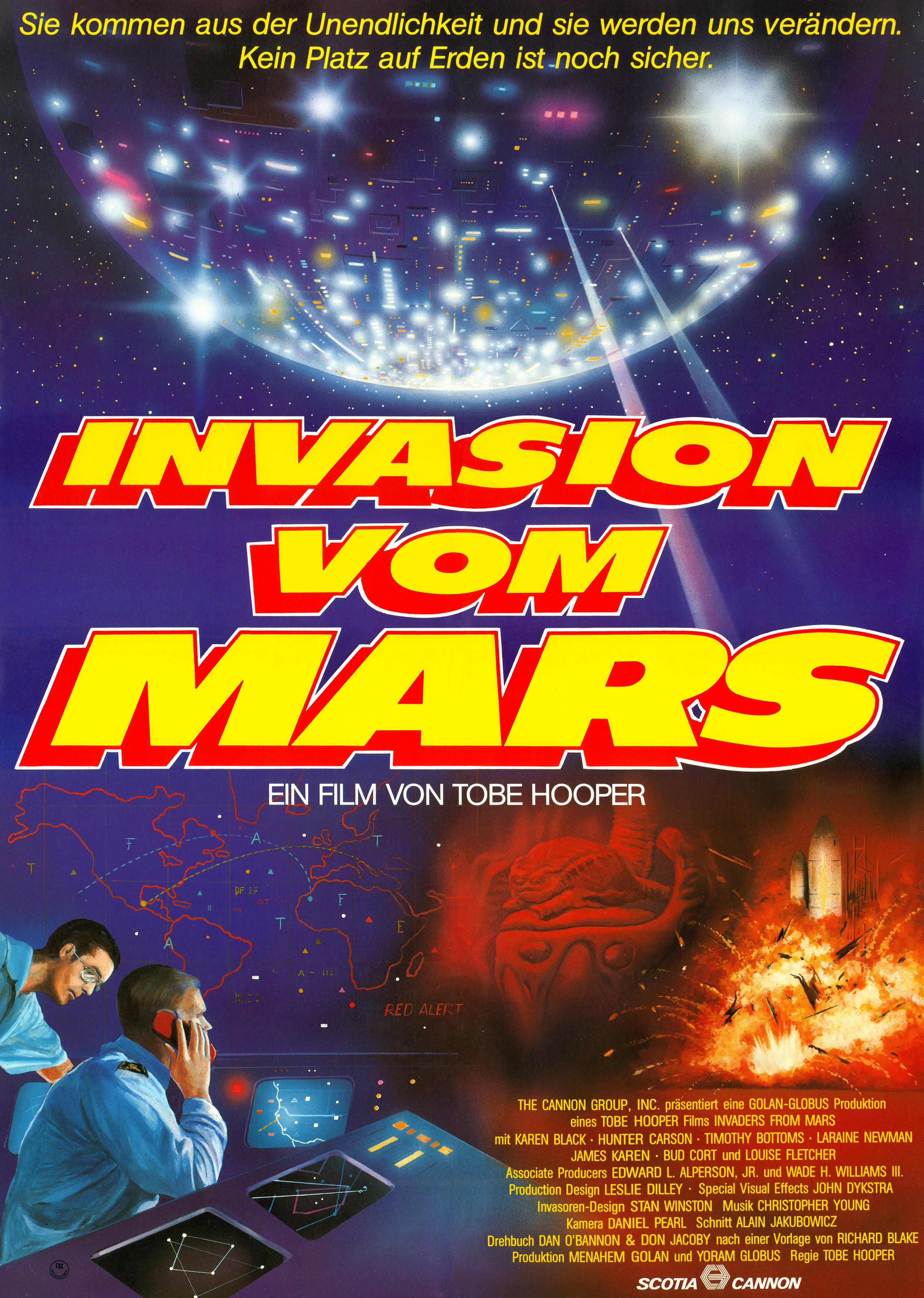 invasion from mars journeys - photo #17