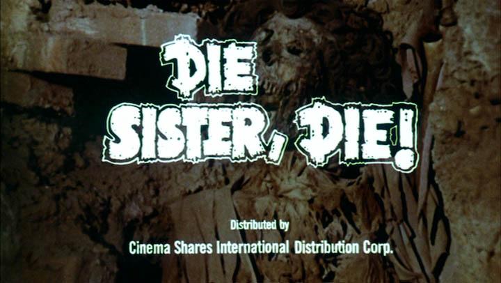 Image result for die sister die 1972 dvd