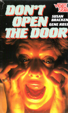 dont-open-the-door-video-star-VHS-cover