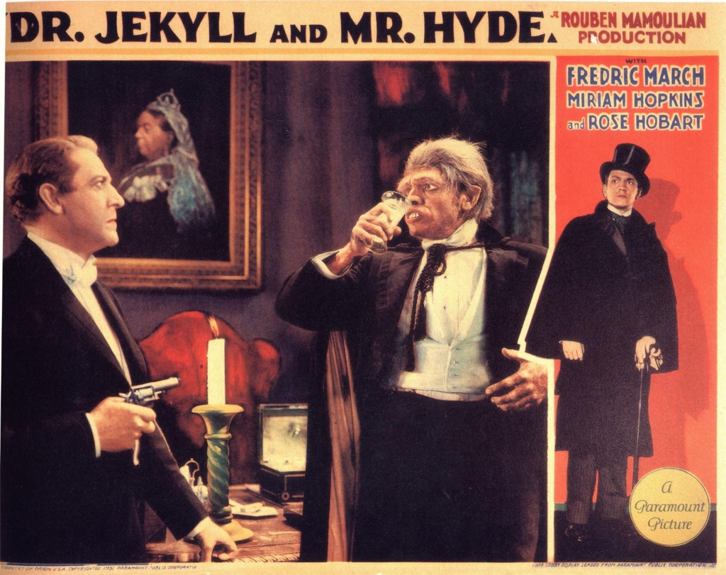 Dr. Jekyll and Mr. Hyde – USA, 1931 – HORRORPEDIA