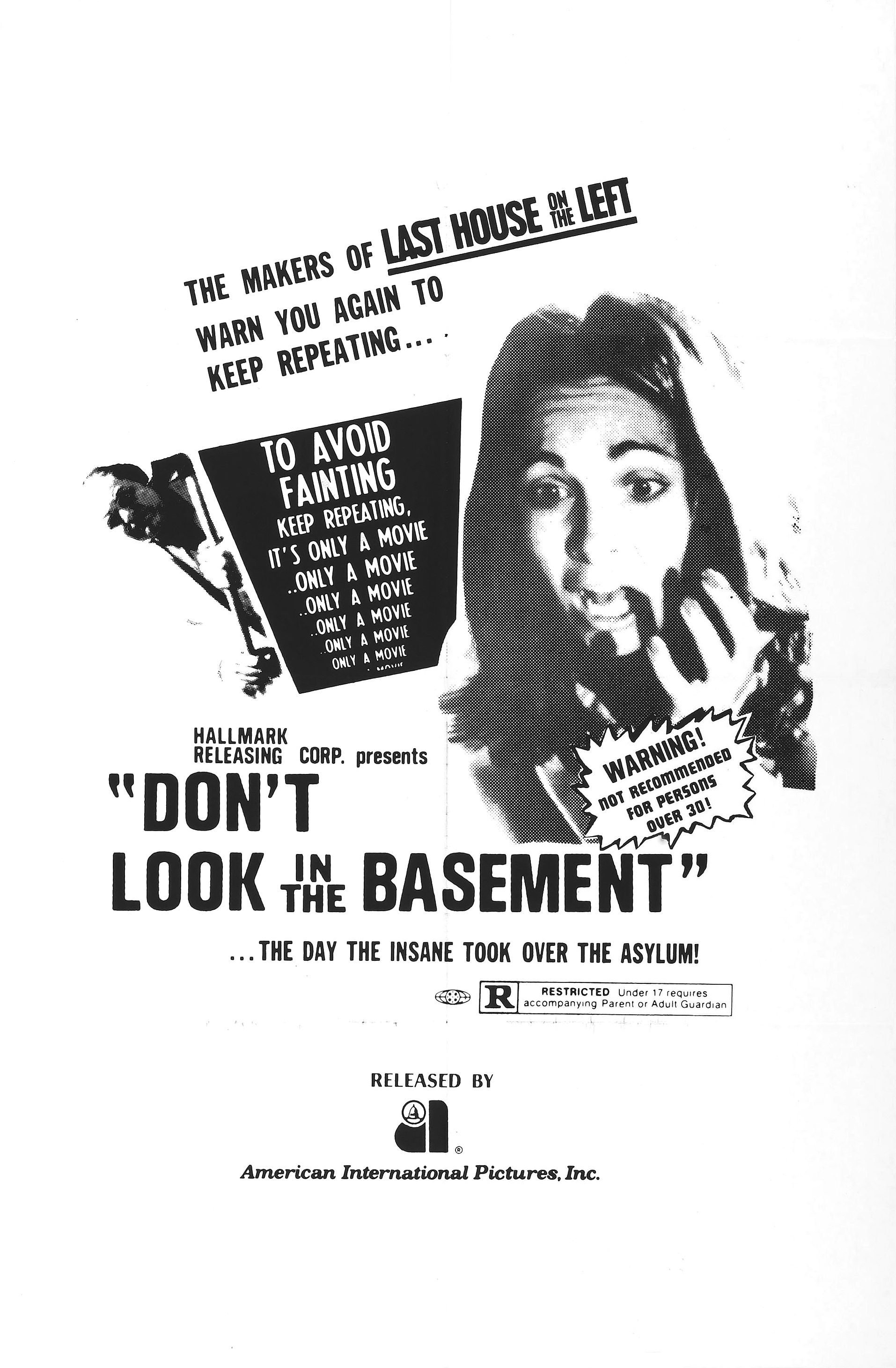 Dont Look in the Basement USA HORRORPEDIA