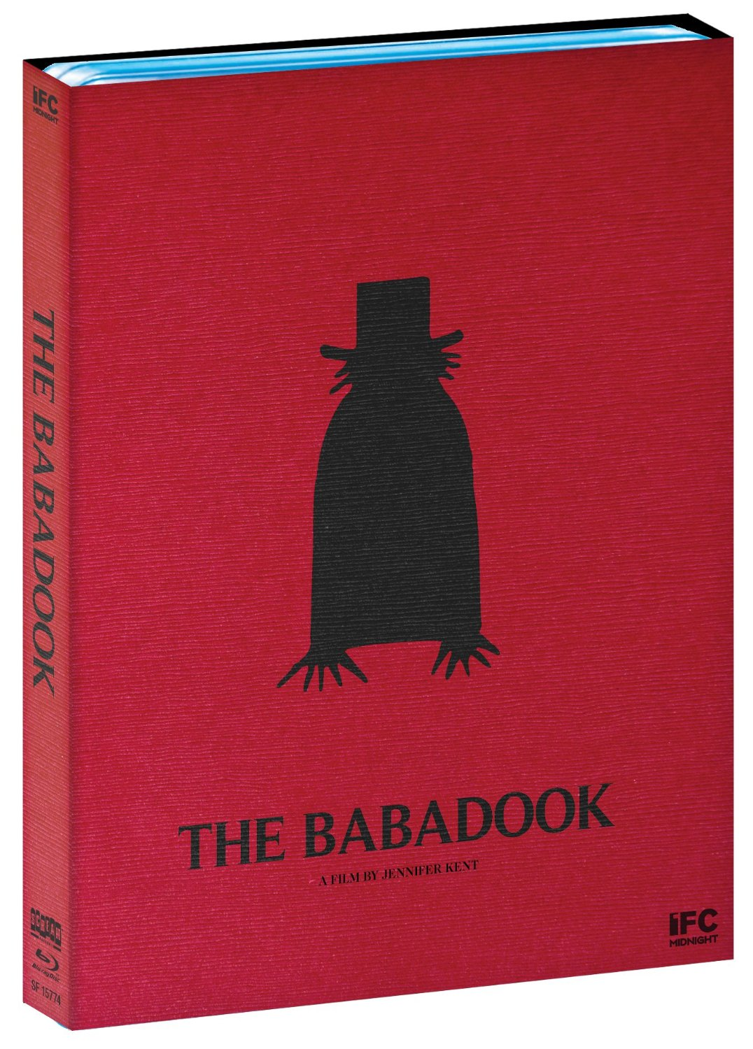 The Babadook IFC Midnight Deluxe Blu Ray