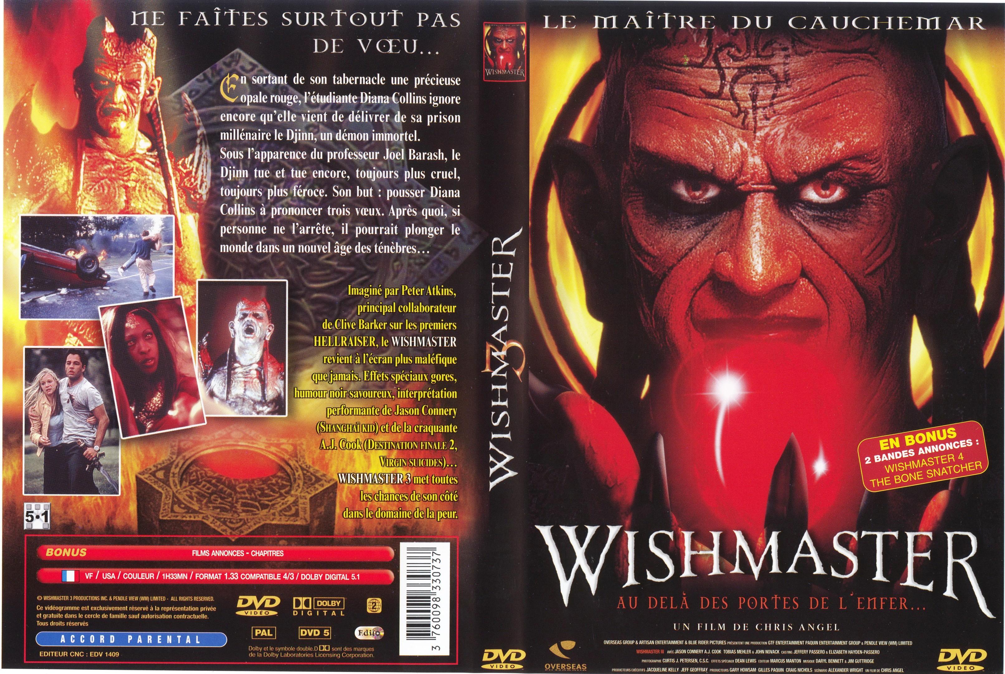 wishmaster 1