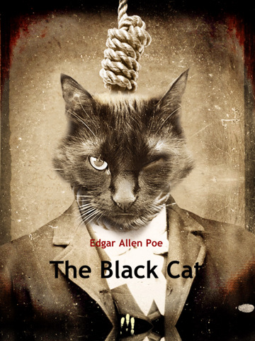 """an analysis of the short story the black cat by edgar allan poe """"the black cat"""" is a short story by edgar allan poe it was first published in the august 19, 1843, edition of the saturday evening post it is a study of the psychology of guilt, often paired in analysis with poe's """"the tell-tale heart""""."""
