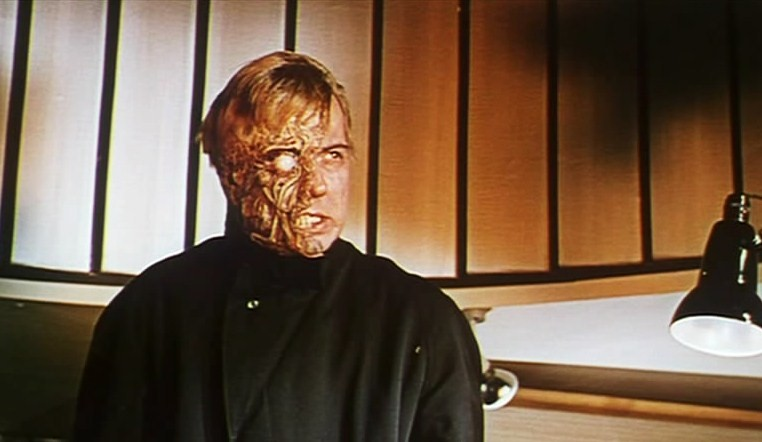 The Projected Man The Projected Man UK 1966 HORRORPEDIA