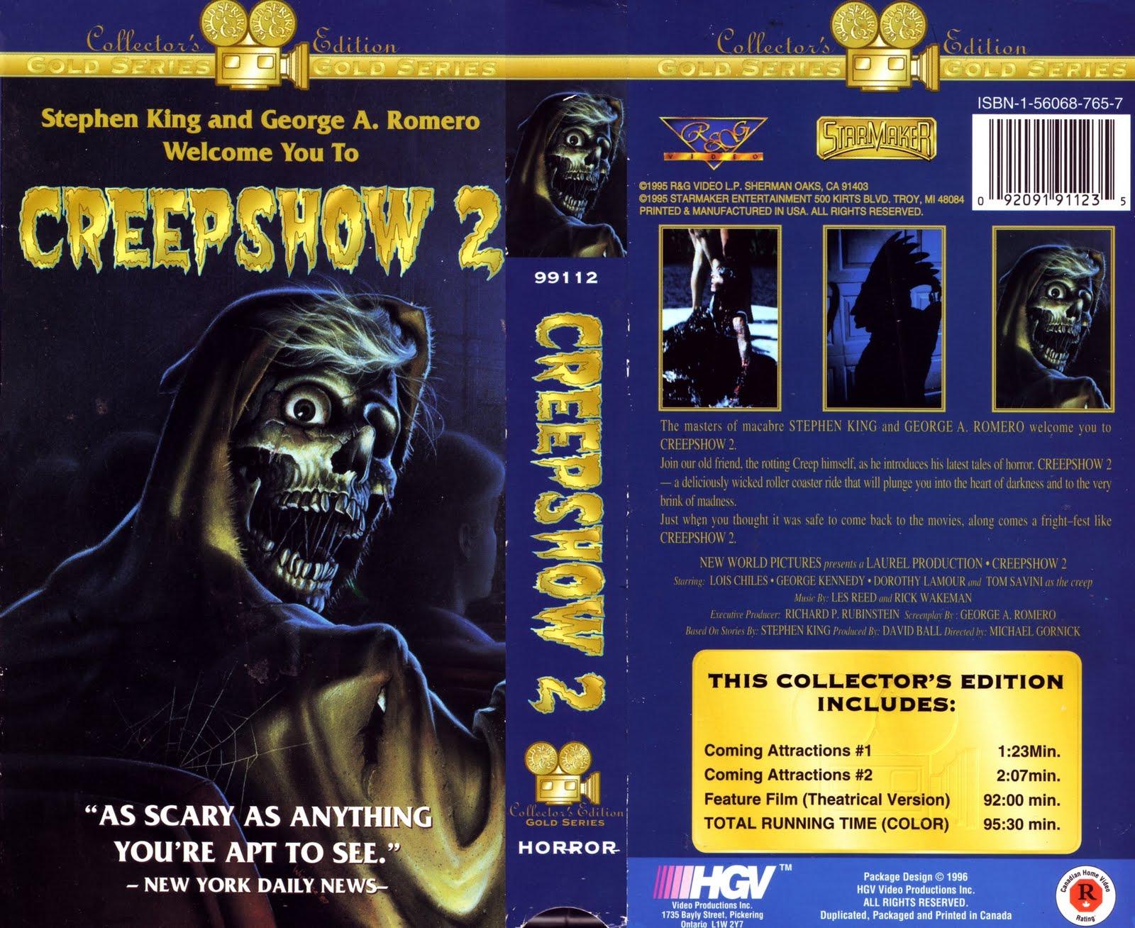 Creepshow 2 Usa 1987 Horrorpedia