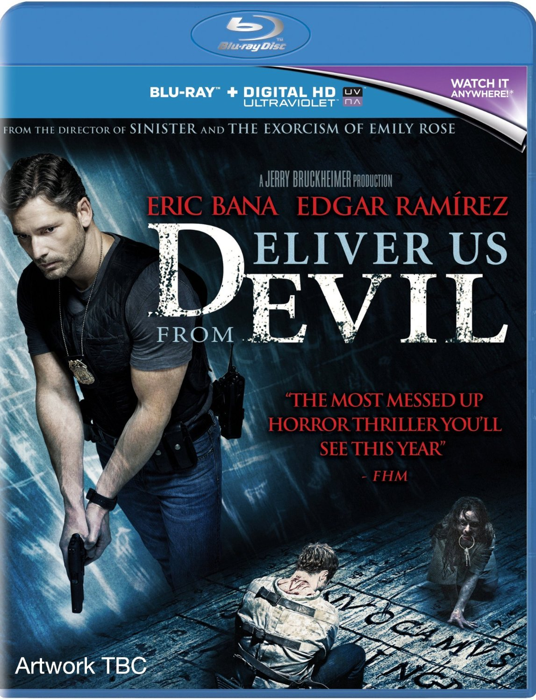 Deliver Us From Evil 2014 Poster