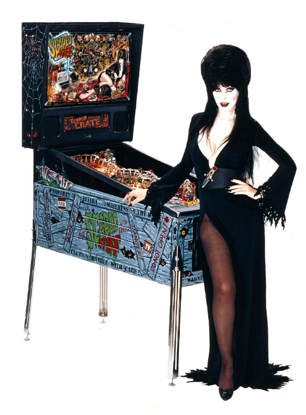 Horror Pinball Machines Horrorpedia