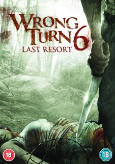 Wrong Turn 6 Last Resort DVD