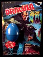dracula glow putty 1980s