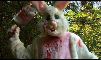 easter bunny massacre
