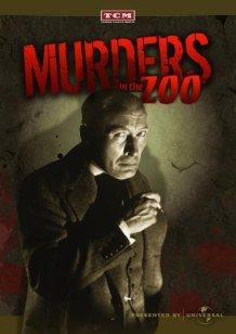 murders in the zoo dvd