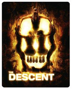 the descent steelbook