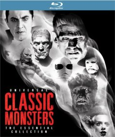 universal classic monsters blu-ray