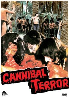 cannibal terror severin dvd