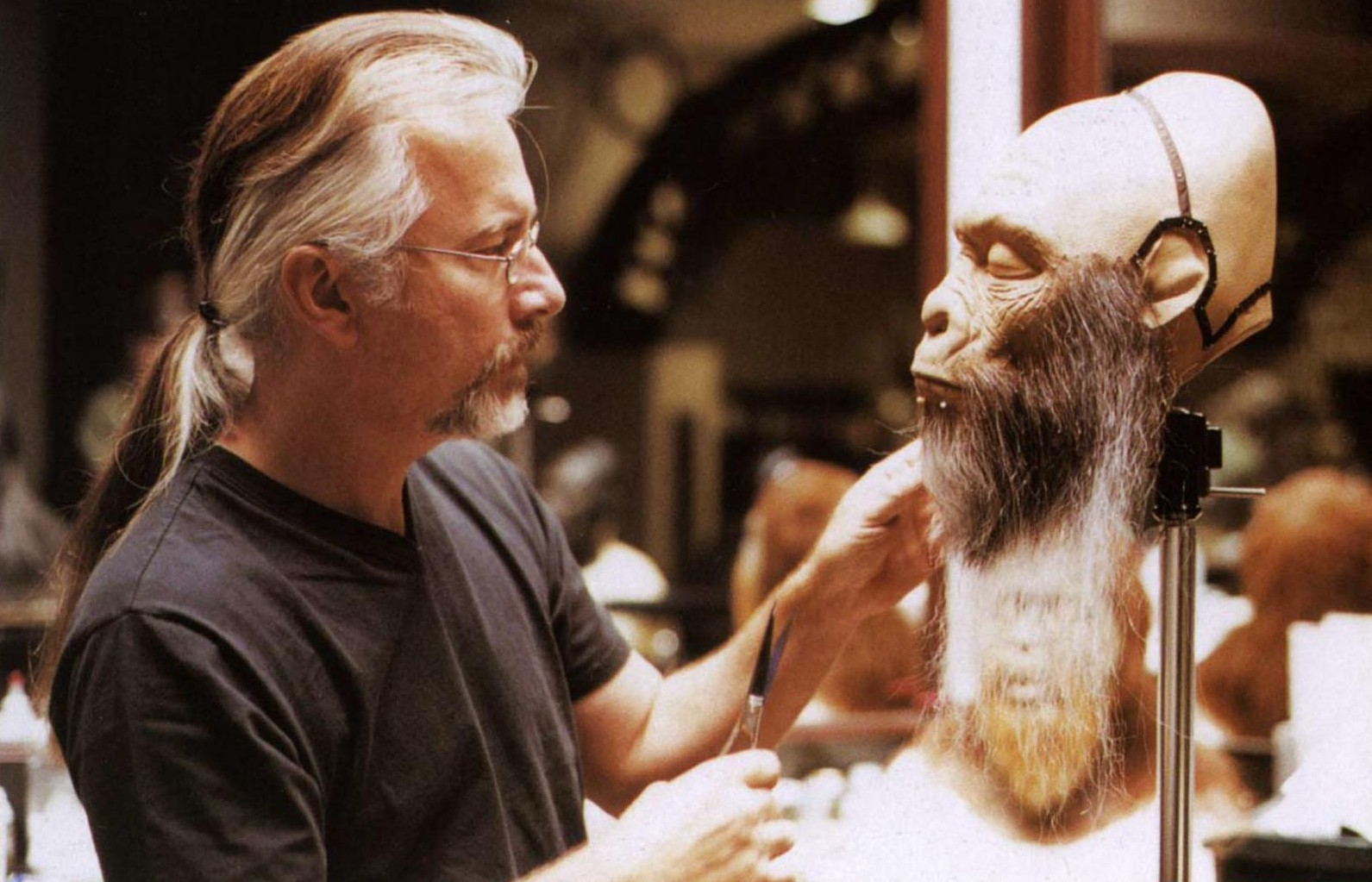 Rick Baker – makeup artist – HORRORPEDIA