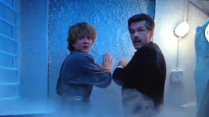 poltergeist III nancy allen tom skerrit scared