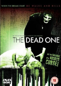 the dead one british dvd
