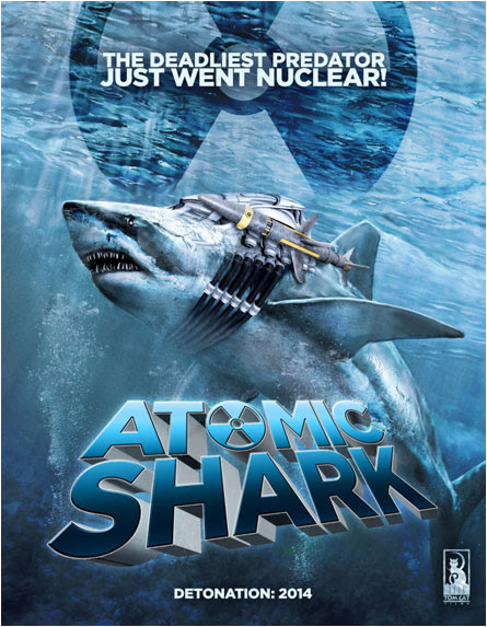Atomic Shark – USA, 2016 – HORRORPEDIA